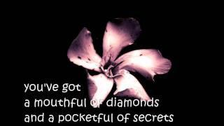 Phantogram - Mouthful Of Diamonds lyrics video