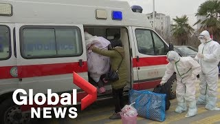 Coronavirus outbreak: Mother of sick daughter from virus-hit region pleads for help