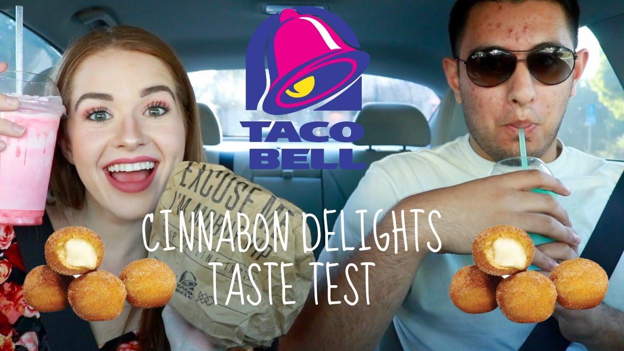 Cinnabon Delights: First Impression