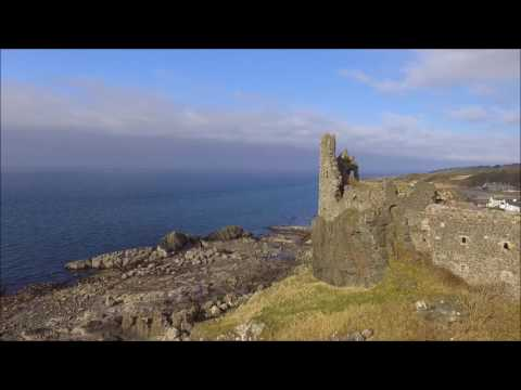 Dunure Castle - Ayrshire History