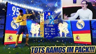 FIFA 18: OMG TOTS RAMOS 95 im PACK OPENING!!