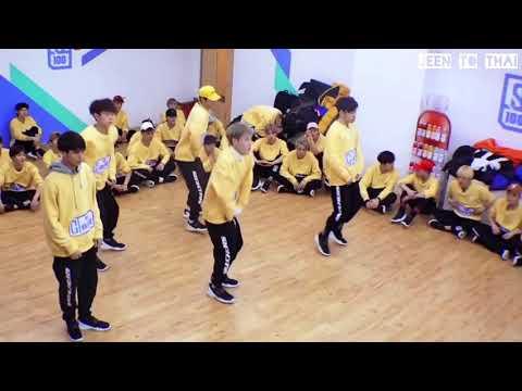 [THAISUB]Idol Producer เกิดอะไรขึ้นในในชั่วโมงเรียนเต้นห้อง C ของคุณครูเฉิงเซียว #jeentothai