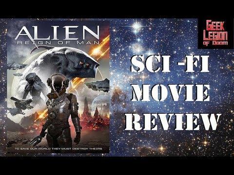 ALIEN REIGN OF MAN ( 2017 Khu ) Sci-Fi Movie Review