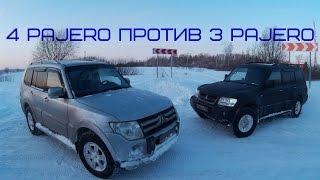 видео ТО Митсубиси Паджеро 4 3.0 МКПП (с 2010 г.) в Москве: цена, регламент технического обслуживания