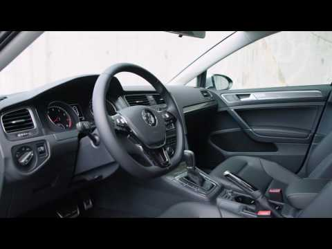 2017 Volkswagen Golf Alltrack S Review - AutoNation
