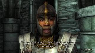 Oblivion before and after Mods in 2018