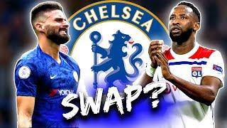 Chelsea Transfer News: Olivier Grioud & Moussa Dembele Player Swap?