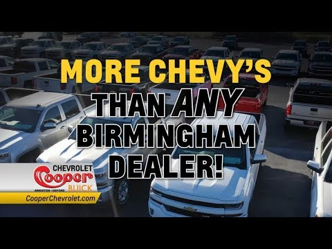 New And Used Vehicles   Cooper Chevrolet Buick   Anniston AL