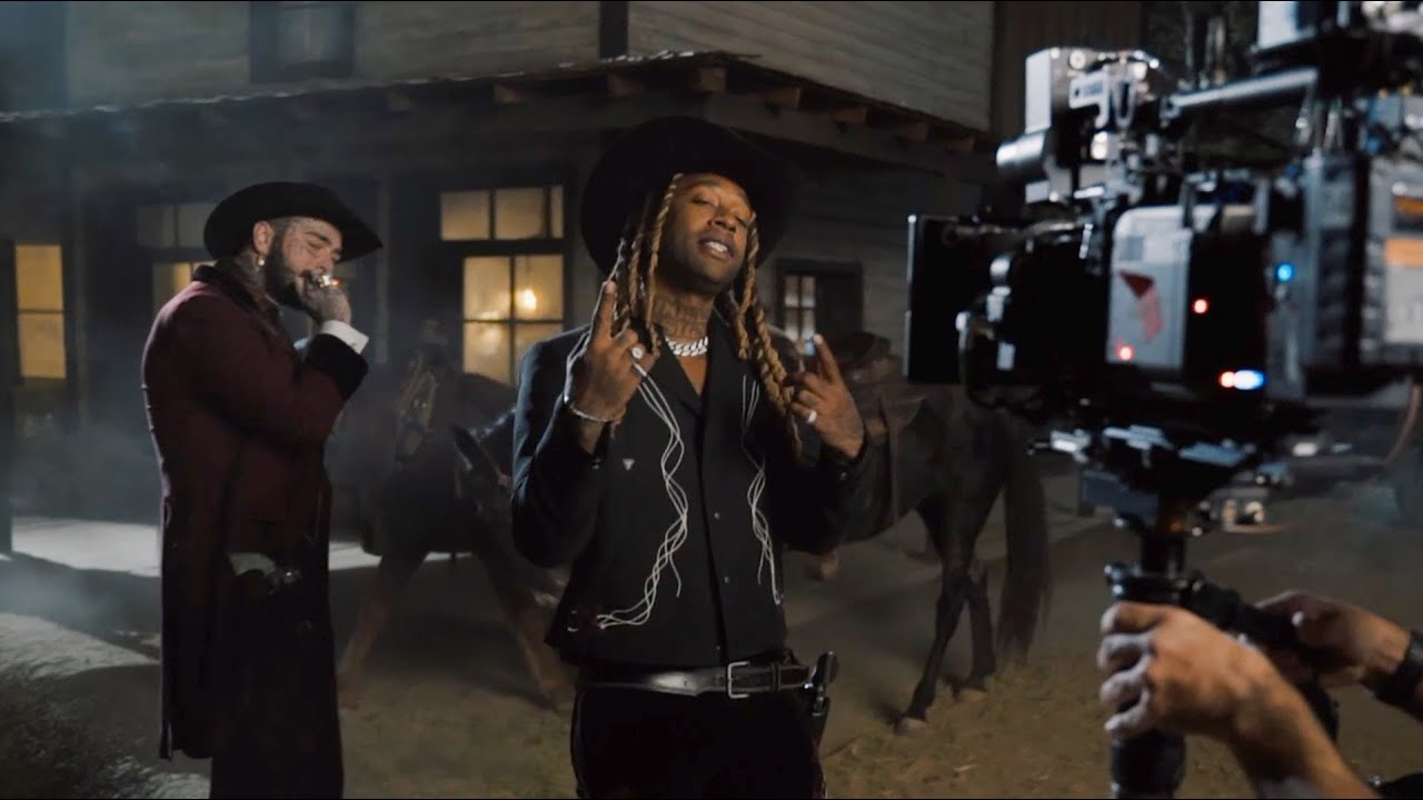 Ty Dolla $ign - Spicy (feat. Post Malone) [Behind The Scenes]