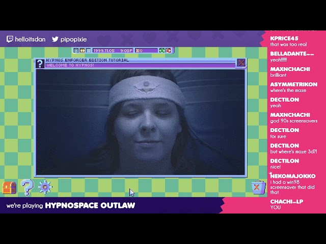 Part 1 @ Hypnospace Outlaw
