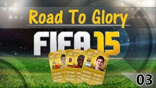 FIFA 15 Ultimate Team - Road To Glory #03: Wildes Gerenne