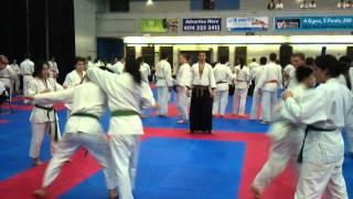 Jitsu Atemi Nationals 2011 - Green Belt Gauntlet, 1st Round, Kate