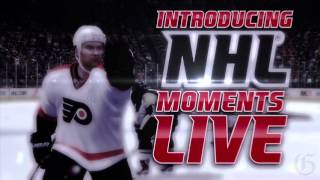 NHL 13 gameplay preview with EA producer