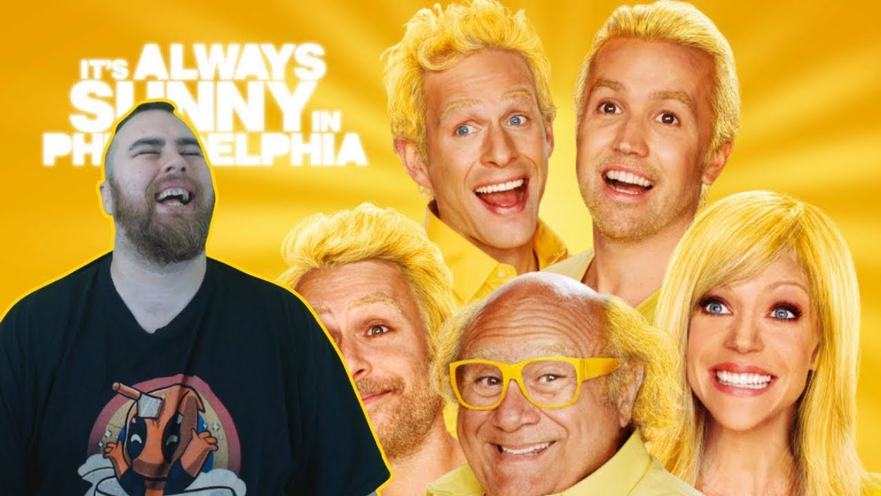 Download It's Always Sunny Season 6 Episode 9: Lethal Weapon 5 REACTION