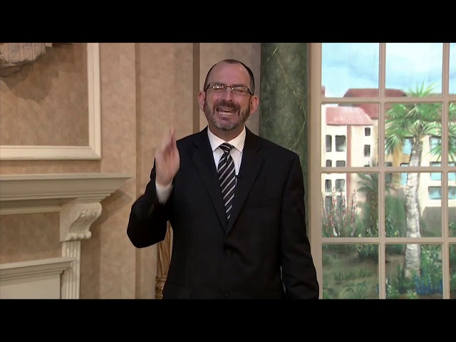 Dr. Baruch Korman - Jonas Capítulo 2 (Español)