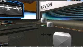 Robocraft: Баг или как вылететь из гаража