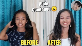 Finally Alele's Transformation Before & After