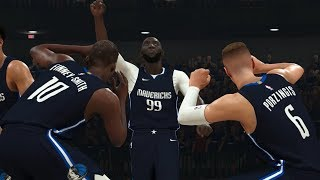 NBA 2K20 Tacko Fall My Career - The GREATEST PERFORMANCE IN NBA HISTORY in a THRILLER!!!