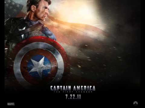 Captain America The First Avenger Movie Theme (Soundtrack Version)
