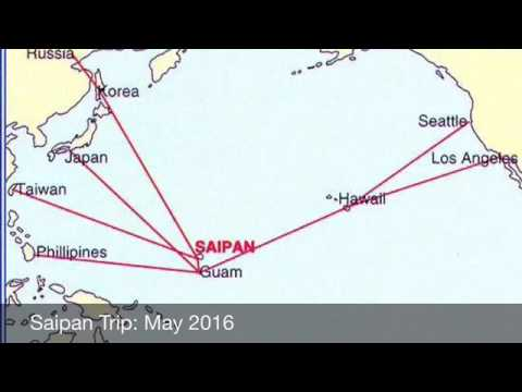 Saipan of the Northern Mariana Islands: Part of the USA Most Americans Aren