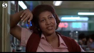 "Scene with Aretha Franklin from the ""Blues Brothers"""