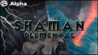Elemental Shaman - Artifact Quest and Class Hall