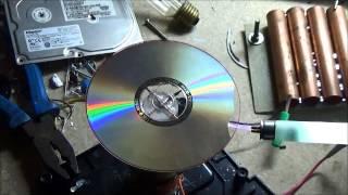 Teslův transformátor   pokusy s blesky