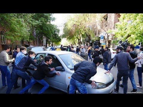 Оппозиция Армении заявила о 'революционной ситуации'  / Новости