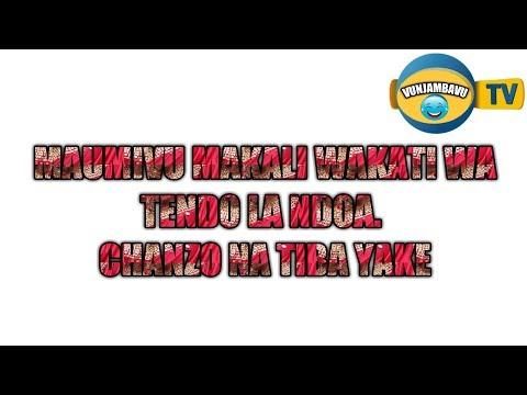 Maumivu Wakati Wa Tendo La Ndoa. Chanzo na Tiba Yake