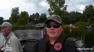 Thunderstorm Ruins Fishing Tournament!