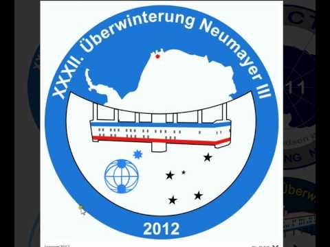 NEUMAYER STATION LOGO IS IT PLANET X CONFIGURATION