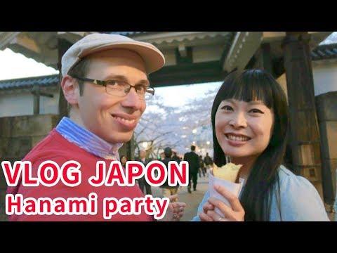 VLOG JAPON #30 TOKYO SAKURA HANAMI Yasukuni jinja en pleine floraison + le laboratoire de Morgan