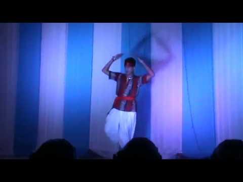 Bhadoro Ashino mase...bangla folk dance..choreographed by Puja Bag.