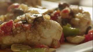 How To Make Chicken Cacciatore