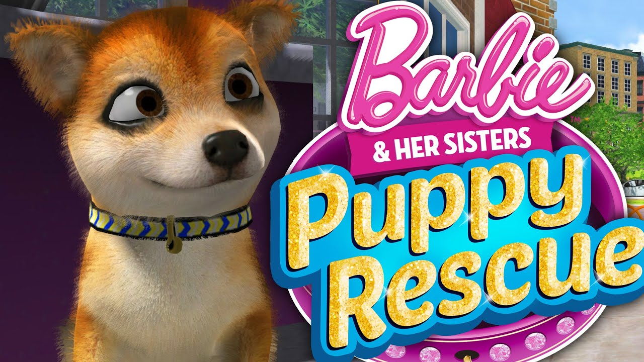 Barbie™ and her Sisters Puppy Rescue | Console Game | Barbie