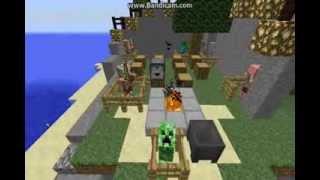 Total Drama Revenge Of The Minecraft