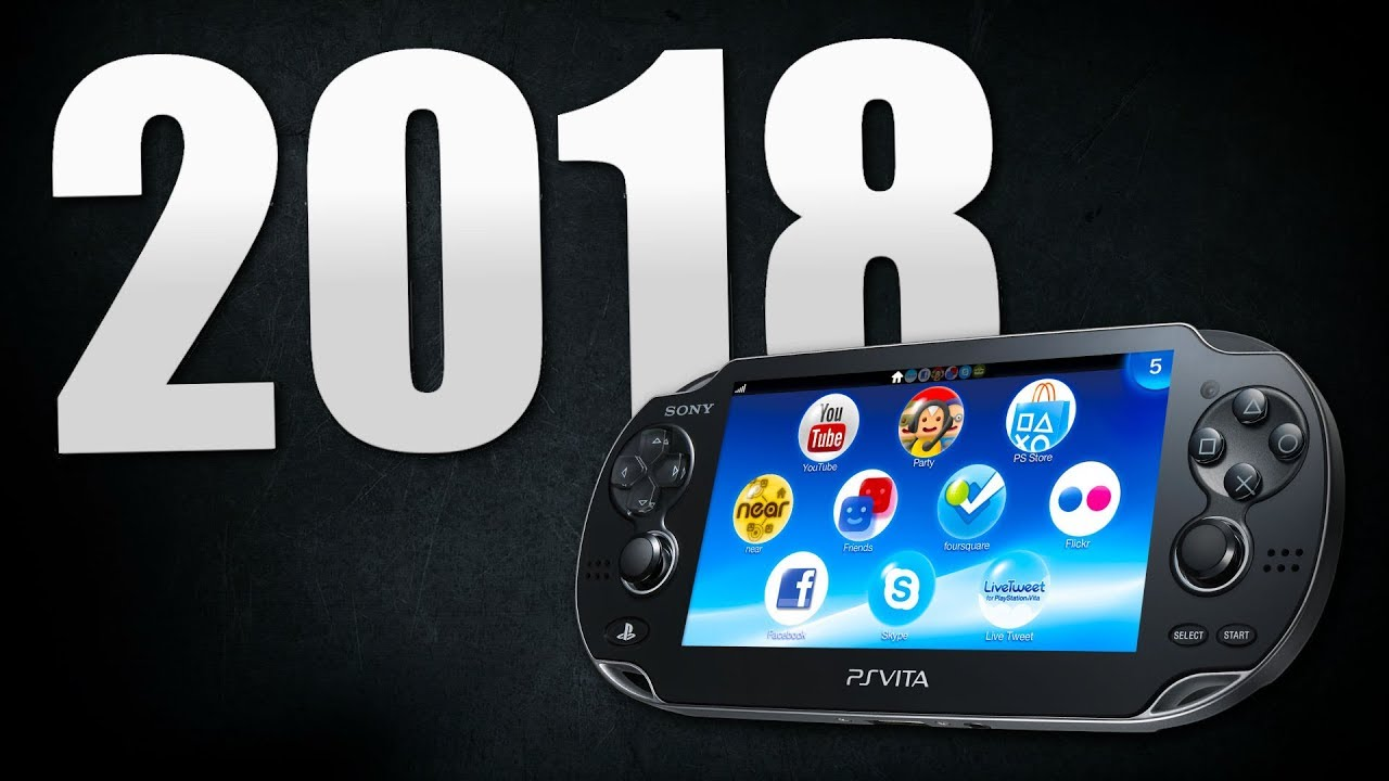 Why You Need a PS Vita in 2018 - YouTube