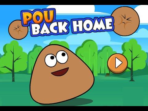 Pou Back Home Full Gameplay Walkthrough All Levels