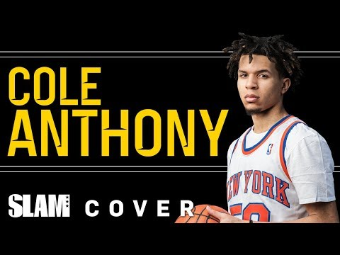COLE ANTHONY: A Day in the Life with New York's High School Star 🗽 | SLAM Cover Shoots