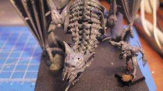Unboxing Zombie Dragon:terrorgheist