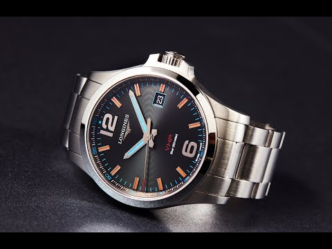 LONGINES - The V.H.P. with the craziest dial is for Australia! (Gold Coast 2018 Comm Games Edition)