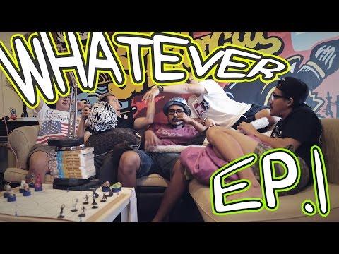 WHATEVER! EP.1! หมากฮอส เปล่าประโยชน์ๆๆๆๆๆๆ