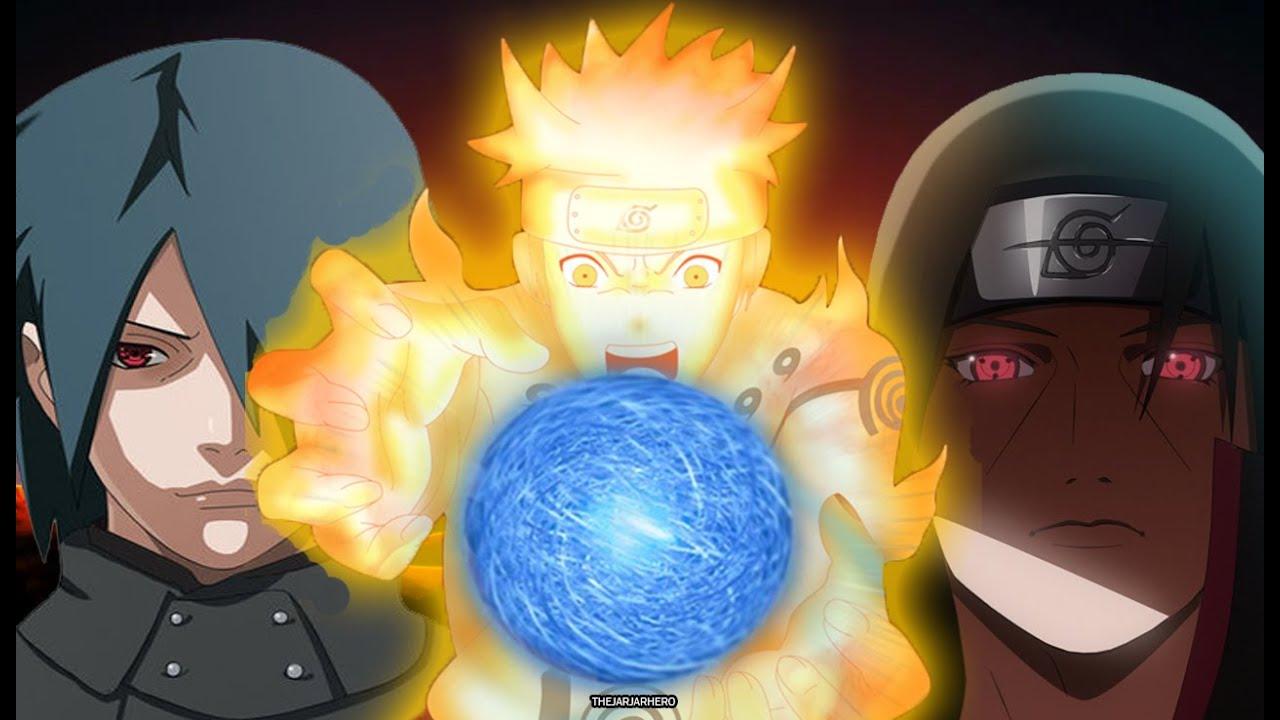 Las 10 Batallas Mas Impactantes De Naruto Shippuden - YouTube
