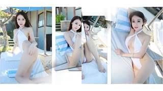 Gái xinh xiren/Người mẫu china/Nhạc sàn dj/Siêu mẫu sexy bikini