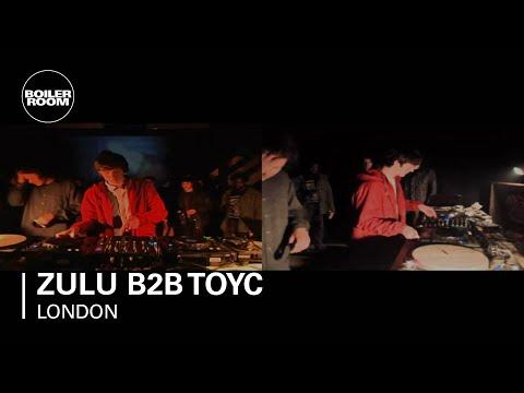 Zulu b2b Toyc 45 min Boiler Room DJ Set