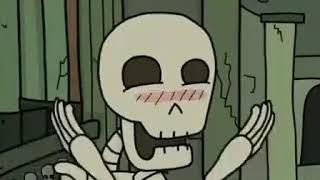 Привет скелет