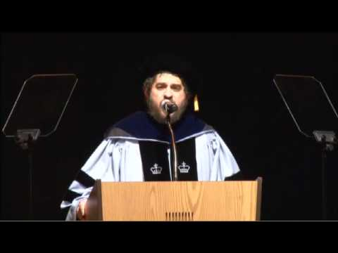 Randy Malamud Commencement Address
