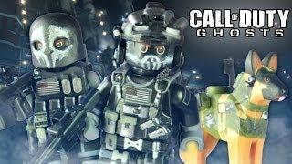 LEGO Call of Duty Ghosts : Keegan, Logan, & Riley - Showcase thumbnail