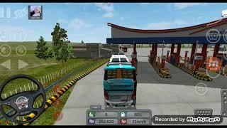 New toll plaza (bus simulator Indonesia)