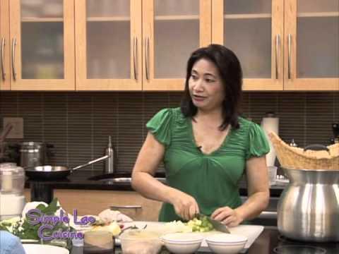 Penn Hongthong: Simple Lao Cuisine, Show31 Part 2